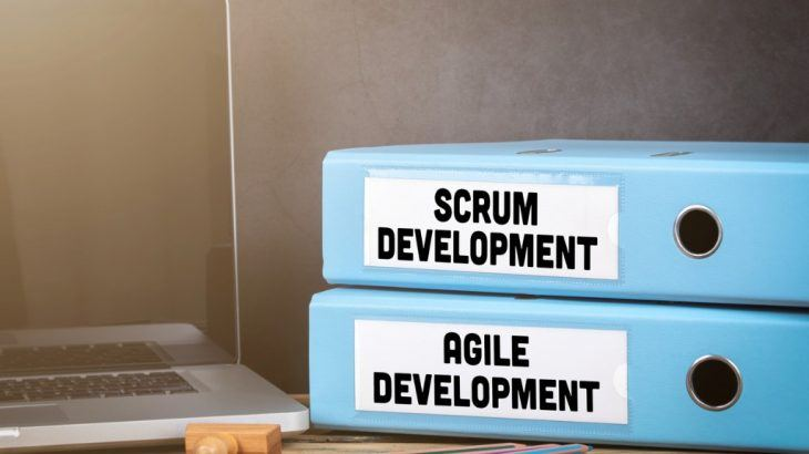 写真-scrum-and-agile-development-picture-id1174384103